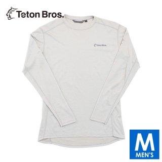 Teton Bros ティートンブロス Power Wool Lite L/S メンズ 長袖シャツ