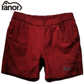 Ranor ラナー TIE DYEING MIDDLE SHORTS