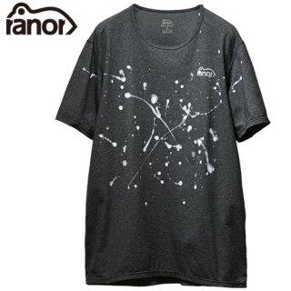 Ranor ラナー アーティスティックペイントTシャツ