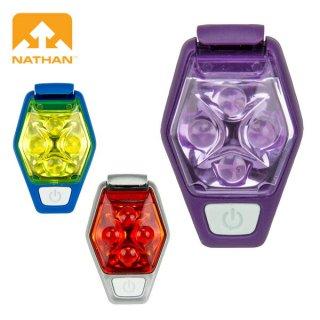 NATHAN ネイサン ハイパーブライト ストローブ 高輝度クリップ式LEDライト