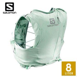 SALOMON サロモン ADV SKIN 8 SET W レディース ザック・バックパック・リュック(8L)