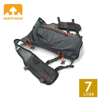 NATHAN ネイサン TrailMix 7L JP メンズ・レディース ザック・バックパック・リュック(7L)