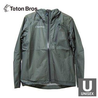Teton Bros ティートンブロス Feather Rain Full Zip Jacket 2.0 メンズ・レディース フルジップジャケット