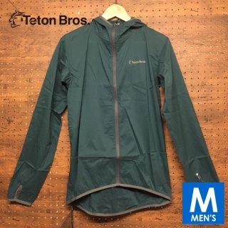Teton Bros ティートンブロス Wind River Hoody メンズ フルジップ パーカー ジャケット