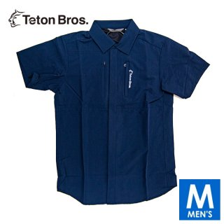 Teton Bros ティートンブロス Run Shirt メンズ 半袖シャツ