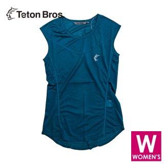 Teton Bros ティートンブロス WS ELV1000 Non Sleeve レディース ドライ ノースリーブシャツ