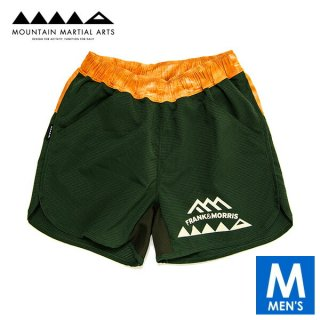 MMA マウンテンマーシャルアーツ MMA×F&M Tie-Dye Run Pants メンズ ドライ ショートパンツ