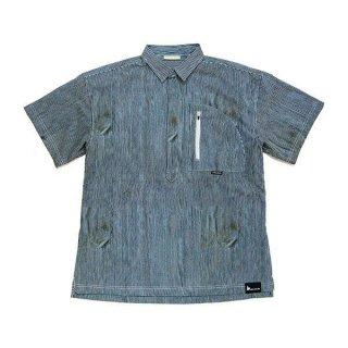 MMA マウンテンマーシャルアーツ MMA×hunt Pull Over Mountain Shirts メンズ 半袖シャツ