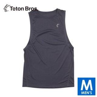 Teton Bros ティートンブロス ELV1000 Non Sleeve Tee メンズ ドライ ノースリーブシャツ