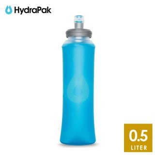 Hydrapak(ハイドラパック) ウルトラフラスク 500ml 超軽量なハイドレーション