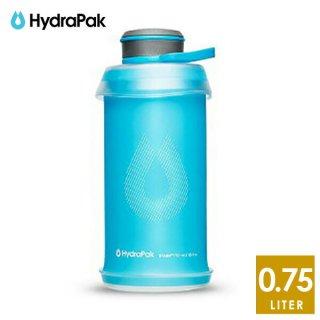 Hydrapak(ハイドラパック) STASH 750ml FLEXIBLE BOTTLE 実用性に優れたデザインのソフトボトル