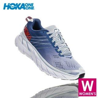 HOKA one one(ホカ オネオネ) CLIFTON 6 WIDE(クリフトン6 ワイド) レディース ロード ランニングシューズ