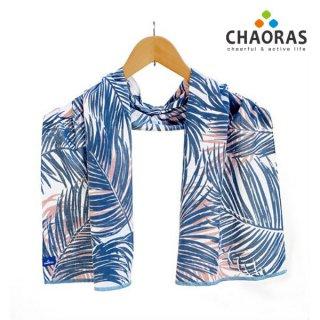 CHAORAS(チャオラス) スポーツてぬぐい パームリーフ 現代のアウトドアスポーツシーンにマッチさせた、新し