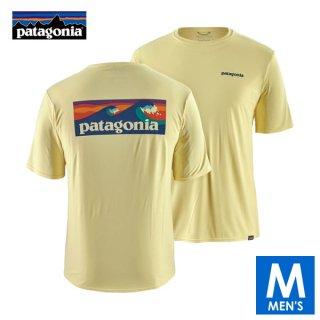 patagonia パタゴニア キャプリーン・デイリー・グラフィック・Tシャツ メンズ ドライ半袖Tシャツ
