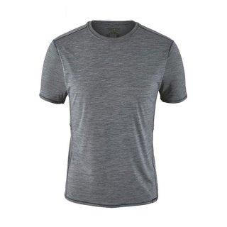 patagonia パタゴニア メンズ・キャプリーン・クール・ライトウェイト・シャツ メンズ ドライ半袖Tシャツ