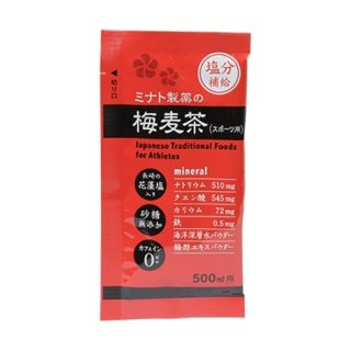 ミナト製薬 梅麦茶(スポーツ用)