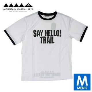 MMA マウンテンマーシャルアーツ MMA Say Hello Trim Tee メンズ ドライ半袖Tシャツ