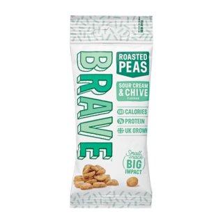 BRAVE(ブレイブ) ローストスプリットピー サワークリーム&チャイブ