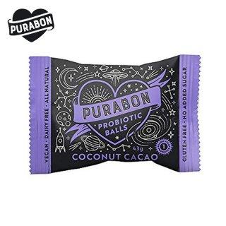 PURABON(ピュラボン) PROBIOTIC BALLS(プロバイオティクボール) ココナッツカカオ