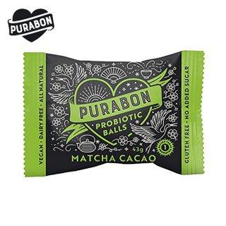 PURABON(ピュラボン) PROBIOTIC BALLS(プロバイオティクボール) 抹茶カカオ