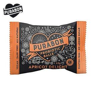 PURABON(ピュラボン) PROBIOTIC BALLS(プロバイオティクボール)アプリコットデライト
