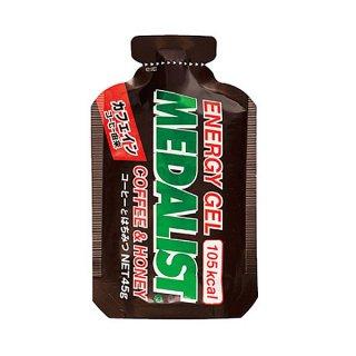 MEDALIST(メダリスト) エナジージェル COFFEE&HONEY(コーヒーとはちみつ)1個(45g)