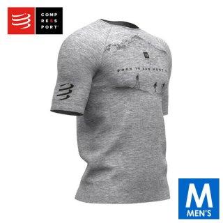 COMPRESSPORT(コンプレスポーツ) ショートスリーブ Mont Blanc 2019 メンズ トレーニング Tシャツ