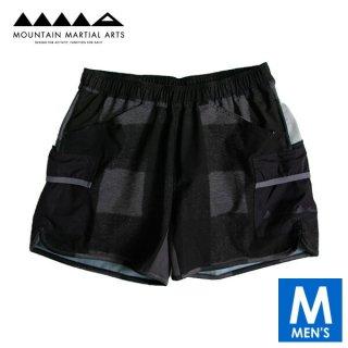 MMA マウンテンマーシャルアーツ 7pkt Running Pants Shorty メンズ ランニングパンツ