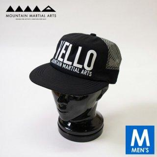 MMA マウンテンマーシャルアーツ Hello Mesh Cap メンズ ランニング メッシュキャップ