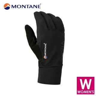 MONTANE モンテイン VIAトレイルグローブ レディース 防風・吸汗・透湿性に優れたグローブ