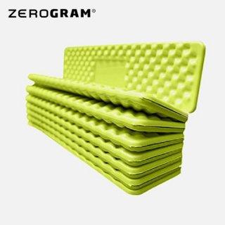 ZEROGRAM ゼログラム Trail Buddy Sleeping Pad 軽量クローズドセル スリーピングパッド