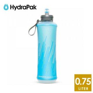 Hydrapak(ハイドラパック) ソフトフラスク 750ml 軽量でコンパクトにできるソフトボトル