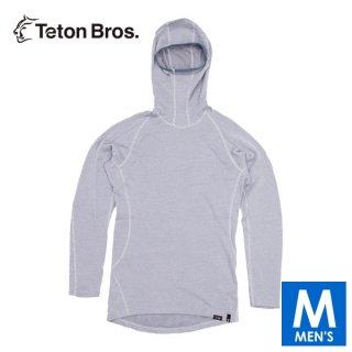 Teton Bros ティートンブロス MOB Wool Hoody (Men) メンズ ベースレイヤー
