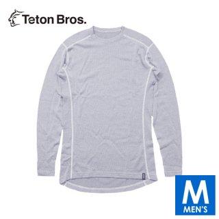 Teton Bros ティートンブロス MOB Wool L/S (Men) メンズ 長袖ベースレイヤー