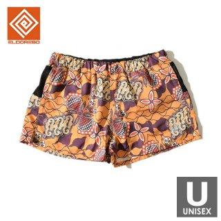 ELDORESO(エルドレッソ) GLORY Dagger Shorts(Orange) メンズ・レディース ランニングショーツ