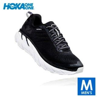 HOKA one one(ホカ オネオネ) CLIFTON 6 WIDE メンズ ロード ランニングシューズ