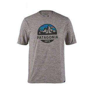 patagonia パタゴニア キャプリーン・クール・デイリー・グラフィック・シャツ メンズ 半袖Tシャツ