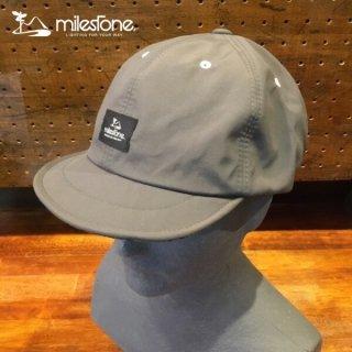milestone(マイルストーン) original cap MSC-009 Gray メンズ・レディース タウン・アウトドアキャップ