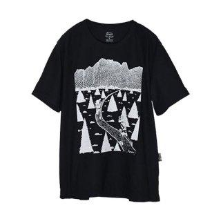 ranor ラナー TR PRINTING T-SHIRTS メンズ・レディース 半袖Tシャツ