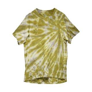 ranor ラナー RADIATION TIE DYEING T-SHIRTS メンズ・レディース 半袖Tシャツ
