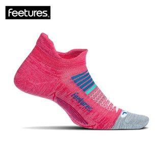Feetures(フィーチャーズ) ELITE LIGHT CUSHION NO SHOW TAB メンズ・レディース ランニング ショートソッ