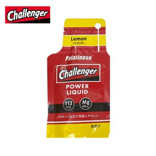 Challenger(チャレンジャー) POWER LIQUID(パワーリキッド) レモンフレーバー