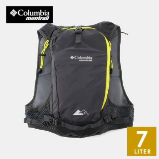 Columbia・Montrail Caldorado 7L Running Pack メンズ・レディース ザック・バックパック・リュック(7L)