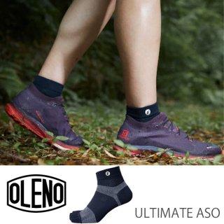 OLENO(オレノ) アルティメット ASO メンズ・レディース ランニングソックス