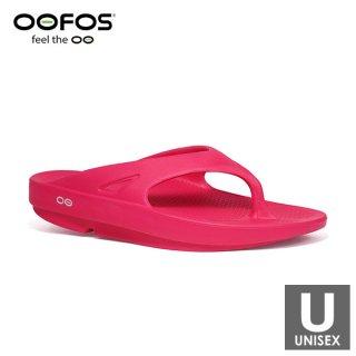 OOFOS(ウーフォス) 【国内正規品】OOriginal - 11 Fuchsia メンズ・レディース リカバリーサンダル