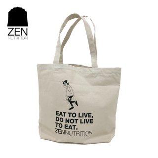 ZEN NUTRITION ゼン ニュートリション ECO BAG 2019 エコ トートバッグ