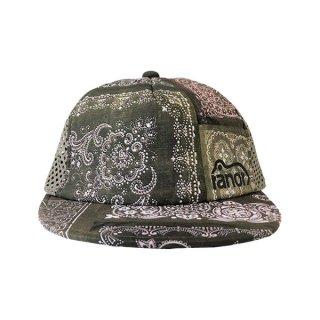 ranor(ラナー) BANDANA MESH CAP メンズ・レディース メッシュキャップ