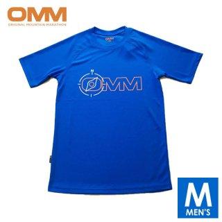 OMM オリジナルマウンテンマラソン Bearing Tee S/S Compass メンズ 半袖Tシャツ