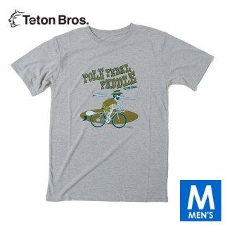 Teton Bros ティートンブロス TB Polo Pedal Paddle II Tee メンズ 半袖Tシャツ