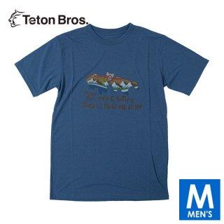 Teton Bros ティートンブロス TB Loving Nature Tee メンズ 半袖Tシャツ